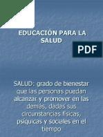 EDUC. PARA LA SALUD.ppt