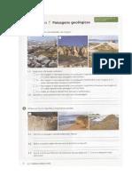 Ficha 1- Paisagens Geológicas