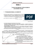 3 GADE - Inflación y Crecimiento - TEMA 1
