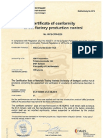 Zertifikat MPA CE 0672 CPR 0235 HUS Groe 6 Fur Beton Und Hohlkammerdecken Zertifikat ASSET DOC 3215816