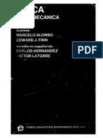 Alonso Finn I Mecanica Física 1970