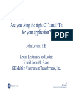 Ieee Cts and Pts 6-10