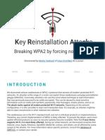 KRACK Attacks_ Breaking WPA2