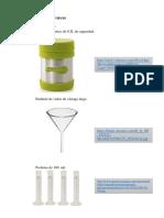 Material y Metodos Quimica