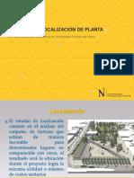 1. Métodos de Localización de Planta