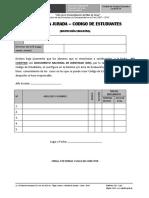 Declaracion Jurada Cod.estudiantes (i.e)