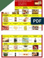 Catálogo de Produtos Minas Gerais