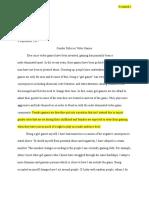 project space final - google docs