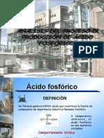 Fabricacion de Fosforico