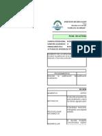 Ficha de Aprendizale Proyecto Empresarial