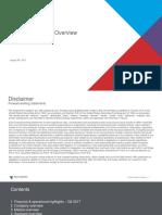 TechnipFMC - IR Overview Deck_ August FINAL (002)