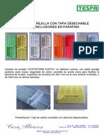 Casetes Con Tapa