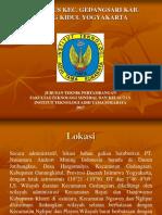 Studi Kasus Gunung Kidul