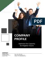 Company Profile Surabaya Optima 2017