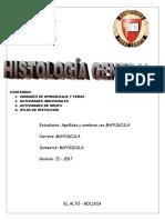Formato Portafolio y Atlas
