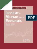 Informe de Milenio Sobre La Economía Gestión 2015 No. 38