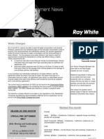 Ray White Townsville Central - Property Management Newsletter