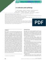 SCHOLTHOF Et Al-2011-Molecular Plant Pathology