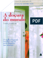 A Doçura Do Mundo - Thrity Umrigar