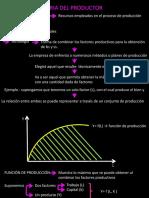 teoria del productor+ valores óptimos
