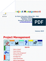 Digital Event Project Management