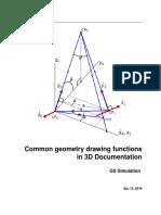 3D Geometry Annotating python program documentation