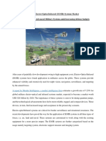 Military Electro-Optical and Infrared Systems
