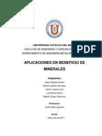Informe Beneficios g2 Sulfuros