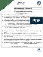 SF 5.1 B2 Improtant Contact List