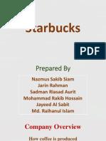 Starbucks Slide
