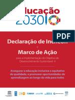 UBESCO-Educação 2030