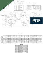 Diagram Alir Proses Pabrik Gliserol Monooleat dari Gliserol