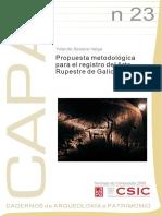 2009 CAPA23 Seoane Propuesta Metodologica