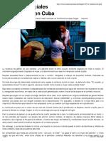 El machismo en Cuba - Conexión Cubana
