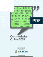 Estudio Comunidades 2009 LowRes