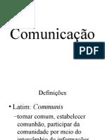 Linguagem Jurídica 01 - Comunicação