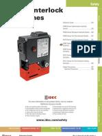 Idec Door Interlock Catalog