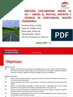 Proy Caminos 2017 II