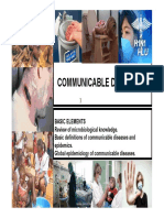 Communicable 12