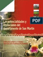 Potencialidades Dpto San Martin
