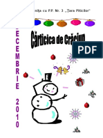 Carticica de Craciun