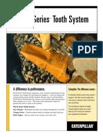 CAT K Series Tooth System.pdf