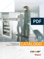 Catalogo Geral Cemar Legrand