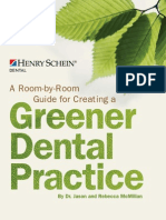 Dental Office Green Guide