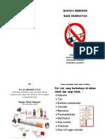 Booklet Bahaya Merokok Fix