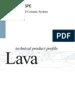 LAVA Technical Product Profile