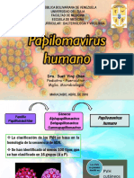 Tema 19 - Papilomavirus