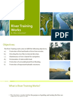 River Training Works