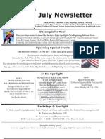 July 2008 Newsletter
