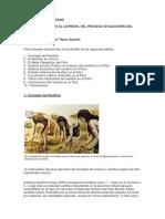 El Neolítico en El Perú